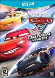 Cars 3: Driven to Win Wii-U