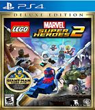 LEGO Marvel Super Heroes 2 Deluxe Ed PS4