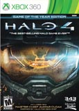 Halo 4: Game of the Year Edition Xbox 360