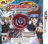 BEYBLADE: Evolution Collector's Edition with Wing Pegasus 3DS