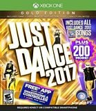 Just Dance 2017 Gold Edition Xbox One