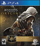Assassin's Creed Origins SteelBook Gold Edition PS4