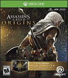 Assassin's Creed Origins SteelBook Gold Edition Xbox One