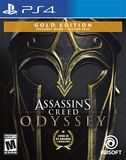 Assassin's Creed Odyssey - Gold Steelbook Edition PS4