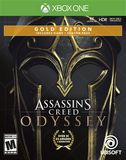 Assassin's Creed Odyssey - Gold Steelbook Edition Xbox One