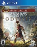 Assassin's Creed Odyssey Deluxe Edition PS4