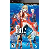 Fate/Extra Limited Edition PSP