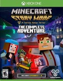 Minecraft: Story Mode The Complete Adventure Xbox One