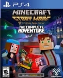 Minecraft: Story Mode Complete Adventure PS4