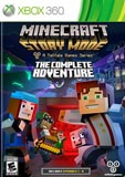 Minecraft: Story Mode Complete Adventure Xbox 360