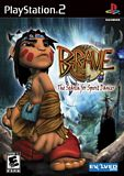 Brave: Search For Spirit Dancer PS2