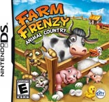 Farm Frenzy Animal Country NDS