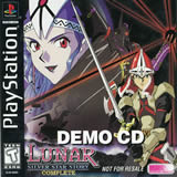 Lunar Demo Disc PS